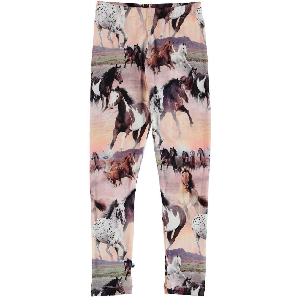 Niki - Wild Horses - Leggings