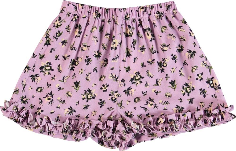 Abagail - Flower Bouquet - Shorts - Flower Bouguet