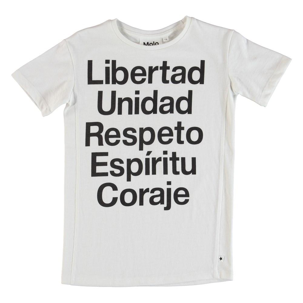 Rayla - White - T-Shirt