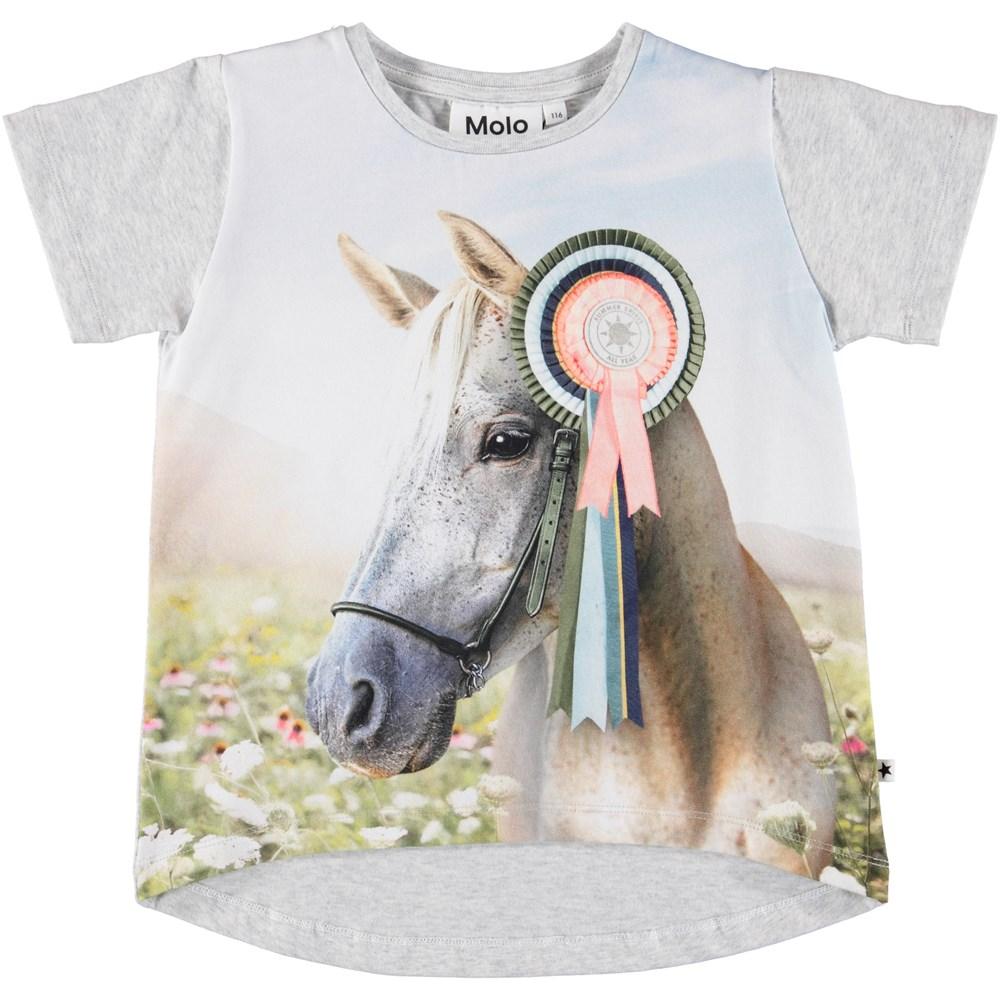 Risha - Show Horse - T-Shirt