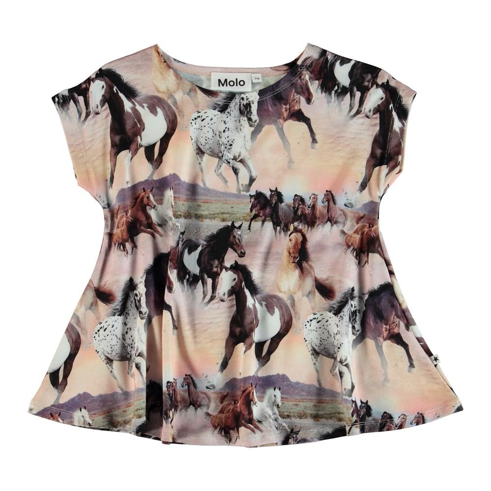 Riva - Wild Horses - T-Shirt