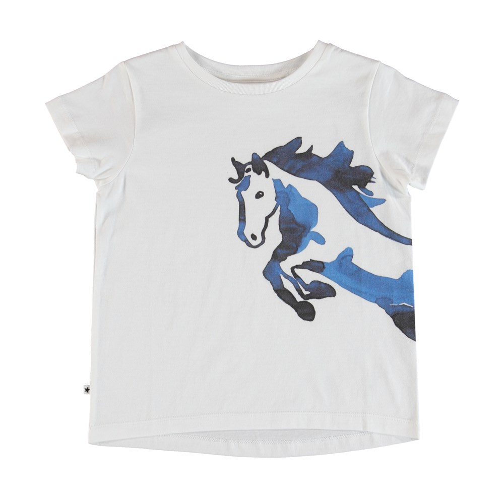 Rusalka - Water Colour Horse - T-Shirt