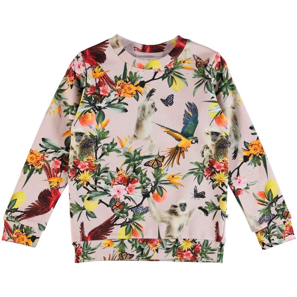 Mara - Birds And Monkeys - Sweater