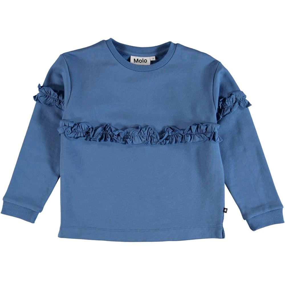 Mariah - Blue Ribbon - Sweater