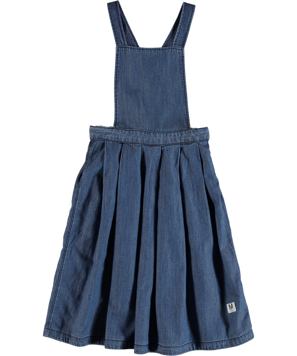 Cadenza - Washed Indigo - Dress