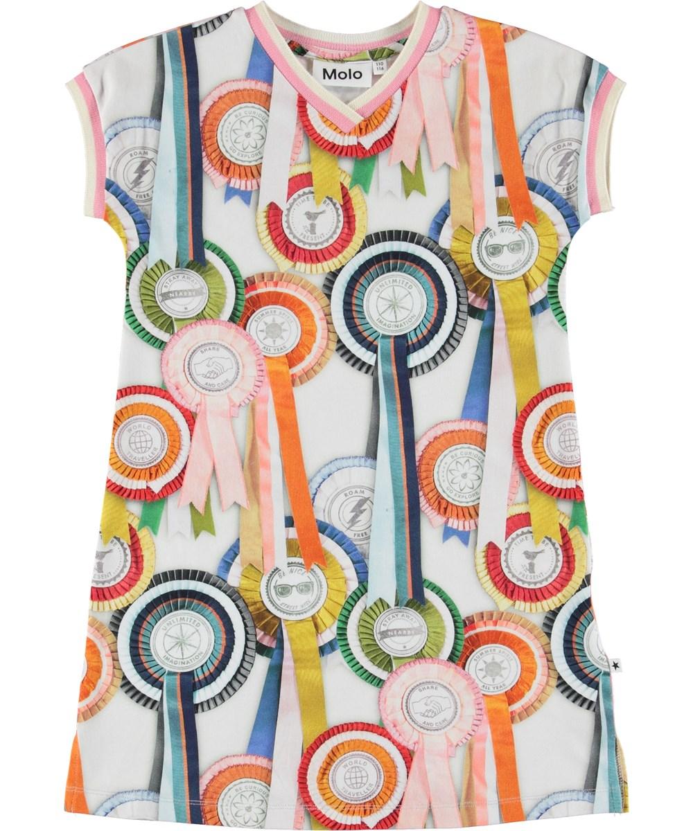 California - Rosettes - Dress