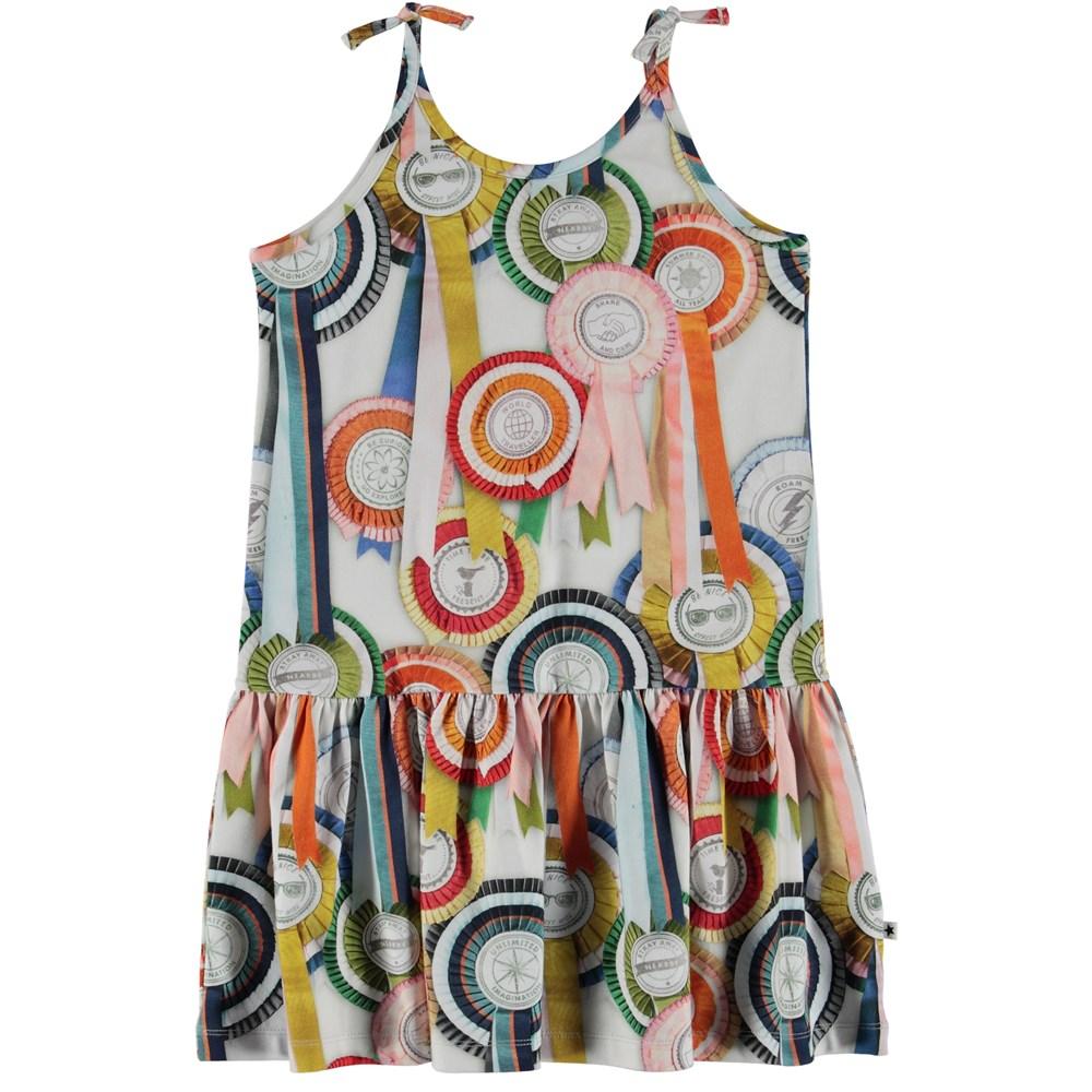 Camilla - Rosettes - Dress