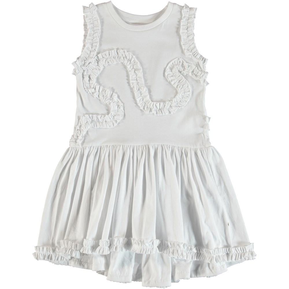 Camitty - White - Dress