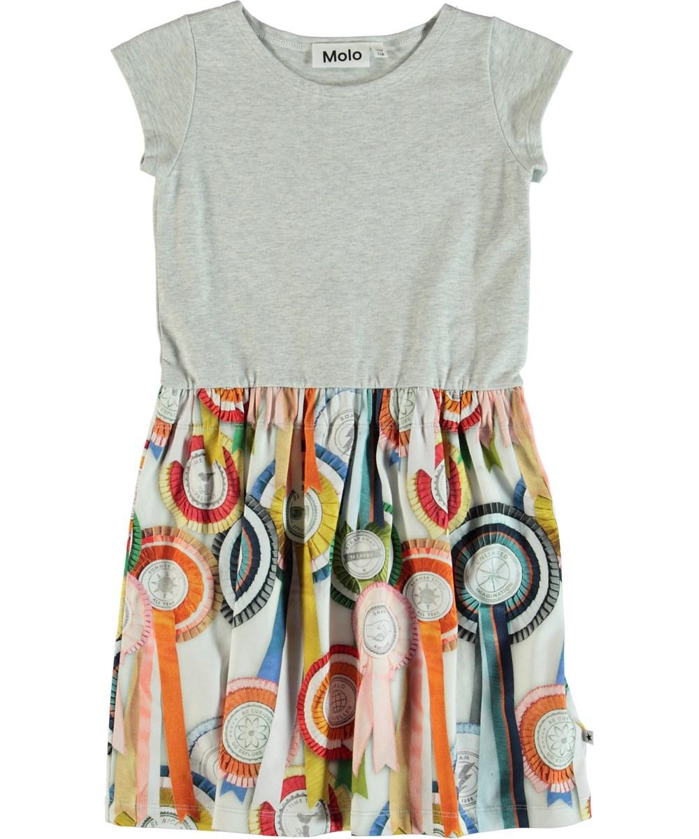 Carla - Rosettes - Dress