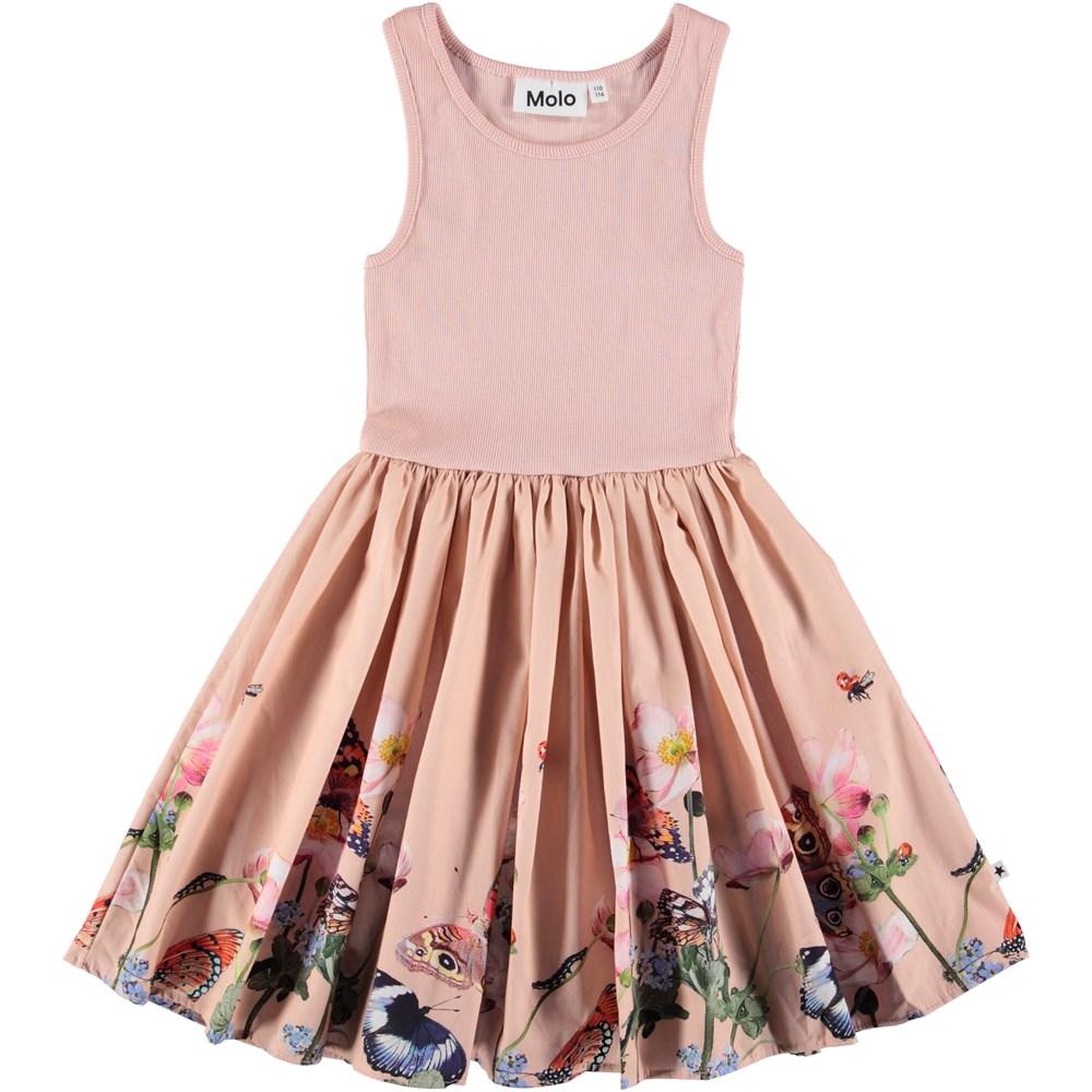 Cassandra - Butterfly Border - Dress