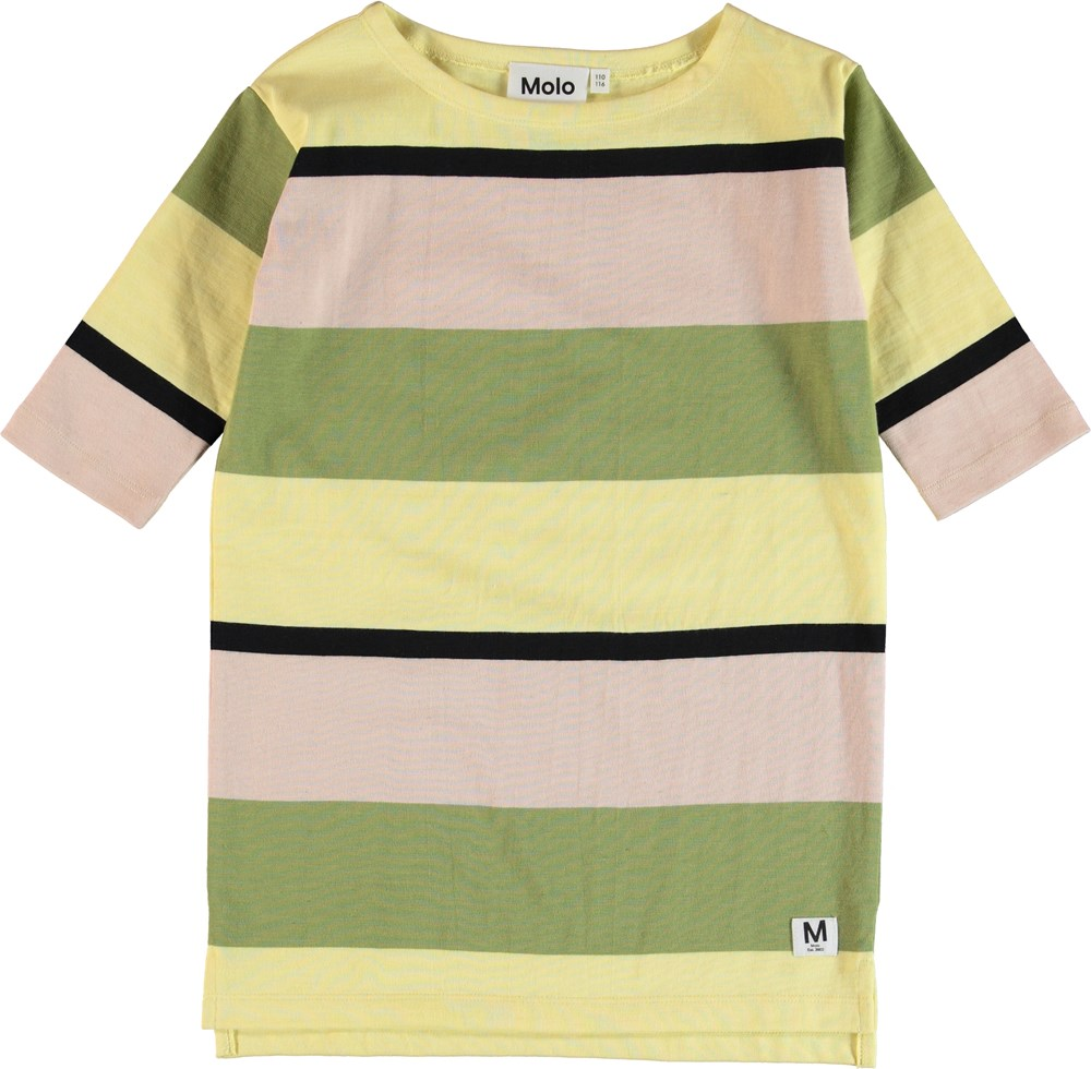 Colore - Seaside Stripe - Dress - Seaside Stripe