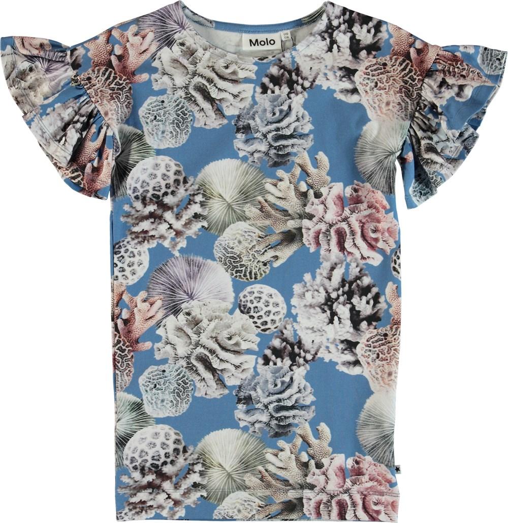 Coralie - Coral Reef - Dress