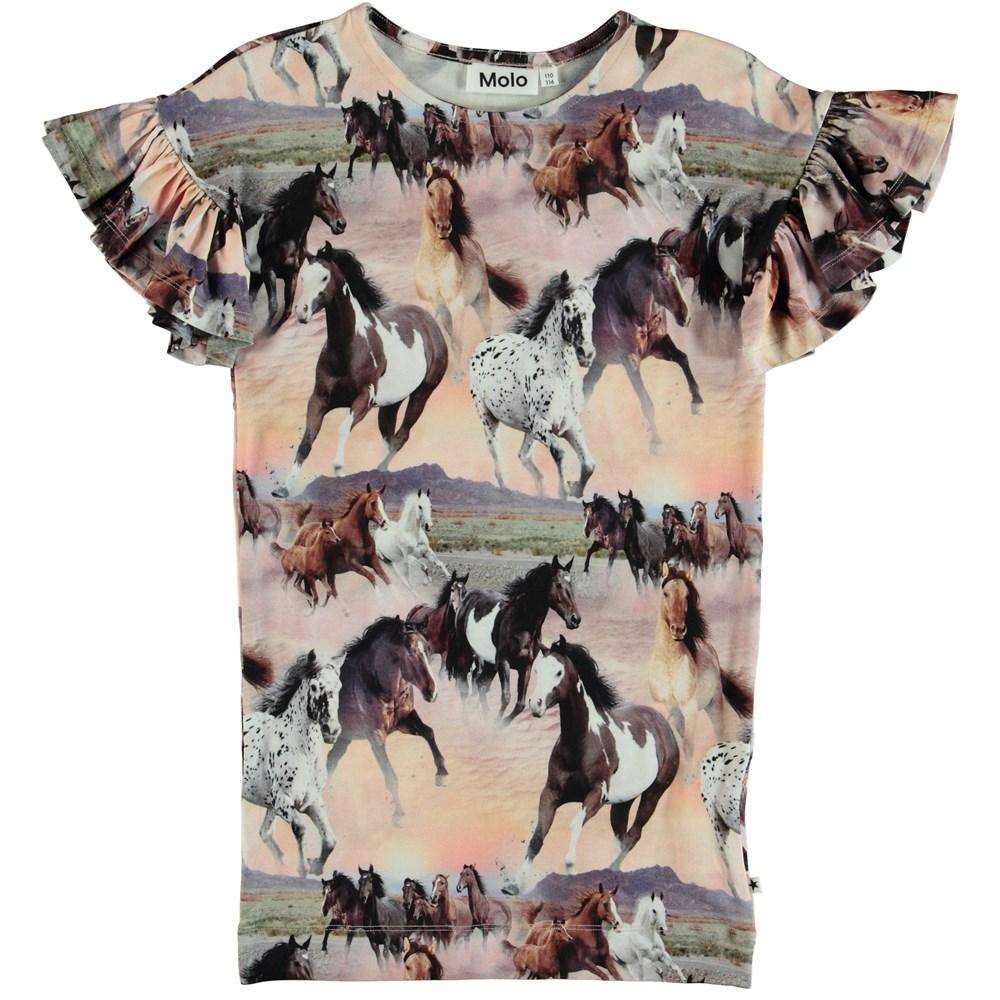 Coralie - Wild Horses - Dress