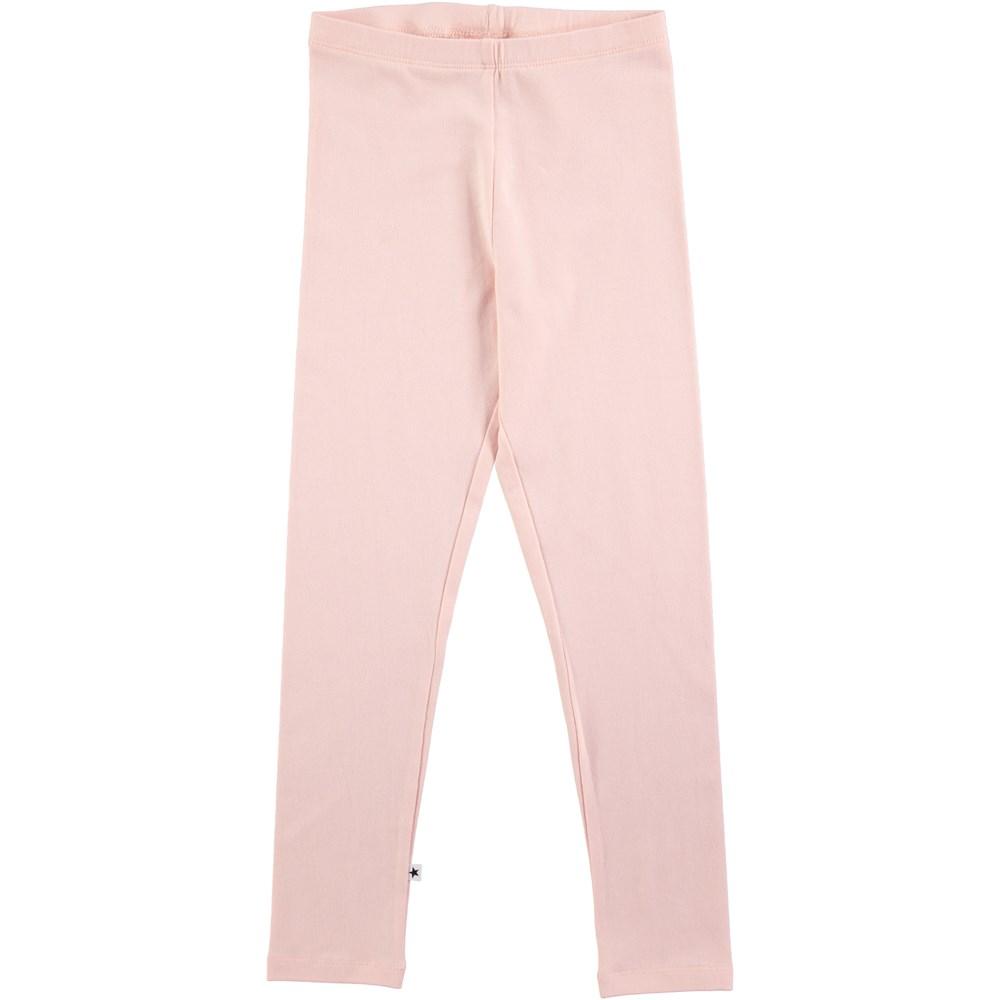 Nica - Cameo Rose - rose coloured cotton leggings