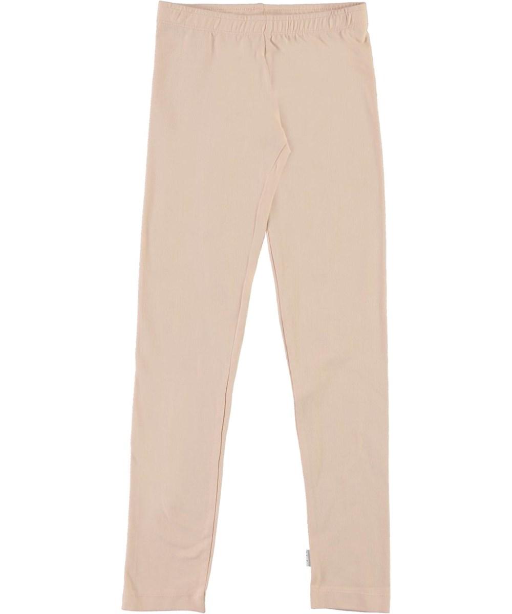 Nica - Cameo Rose - Rose organic leggings