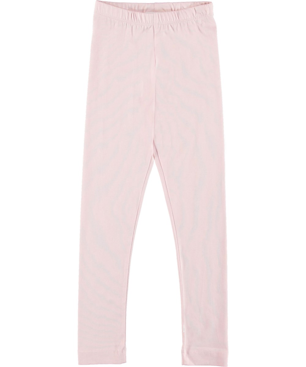 Nica - Chalk Pink - Pink leggings.