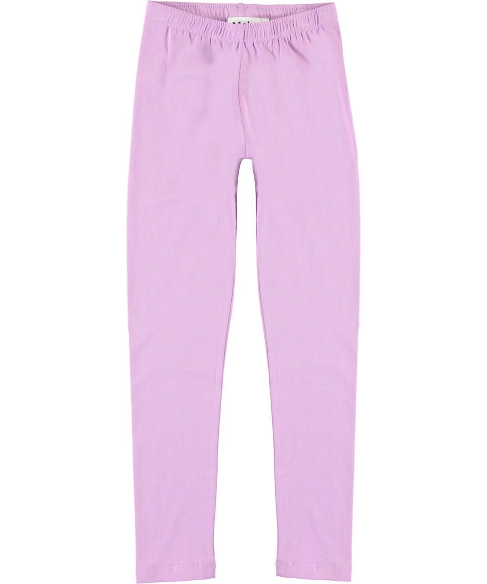 Nica - Manga Purple - Purple organic leggings