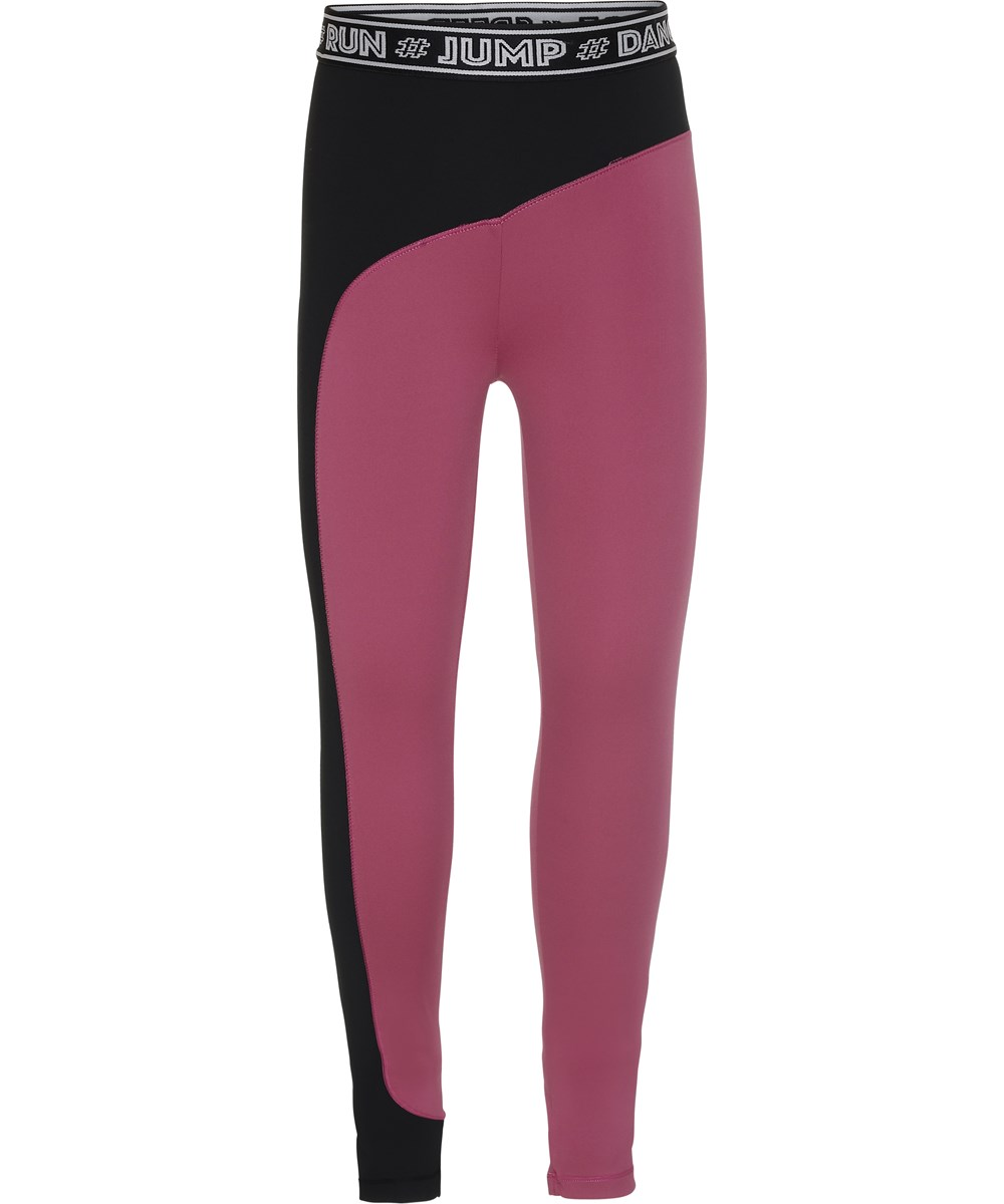 Olympia - Colour Block - Colour block sports leggings