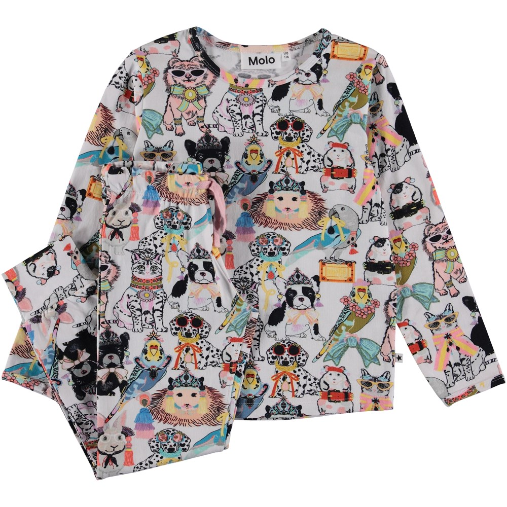 Lov - Mini Pets - Pyjama Set