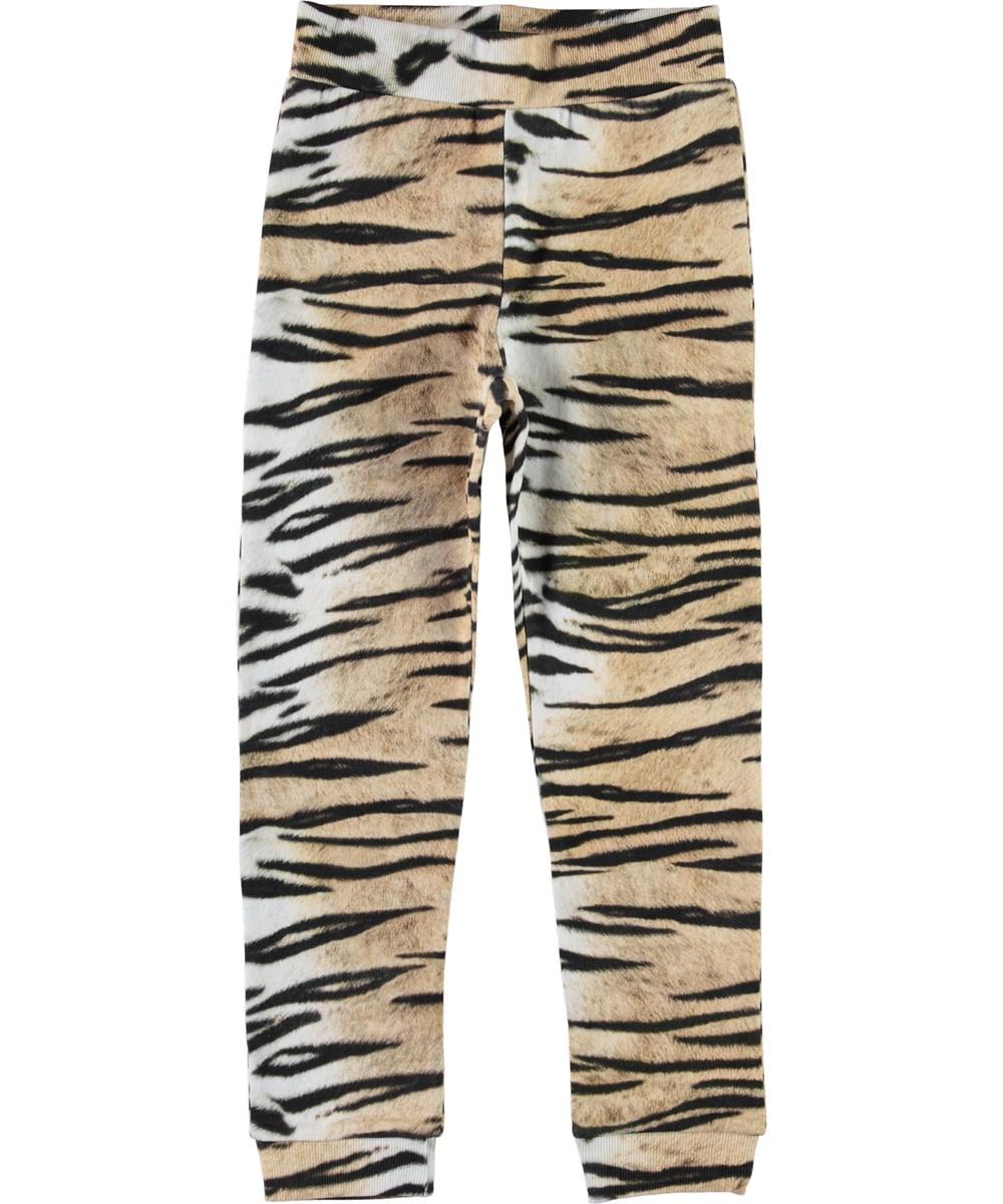 Alfrida - Wild Tiger Isoli - Organic tiger sweatpants