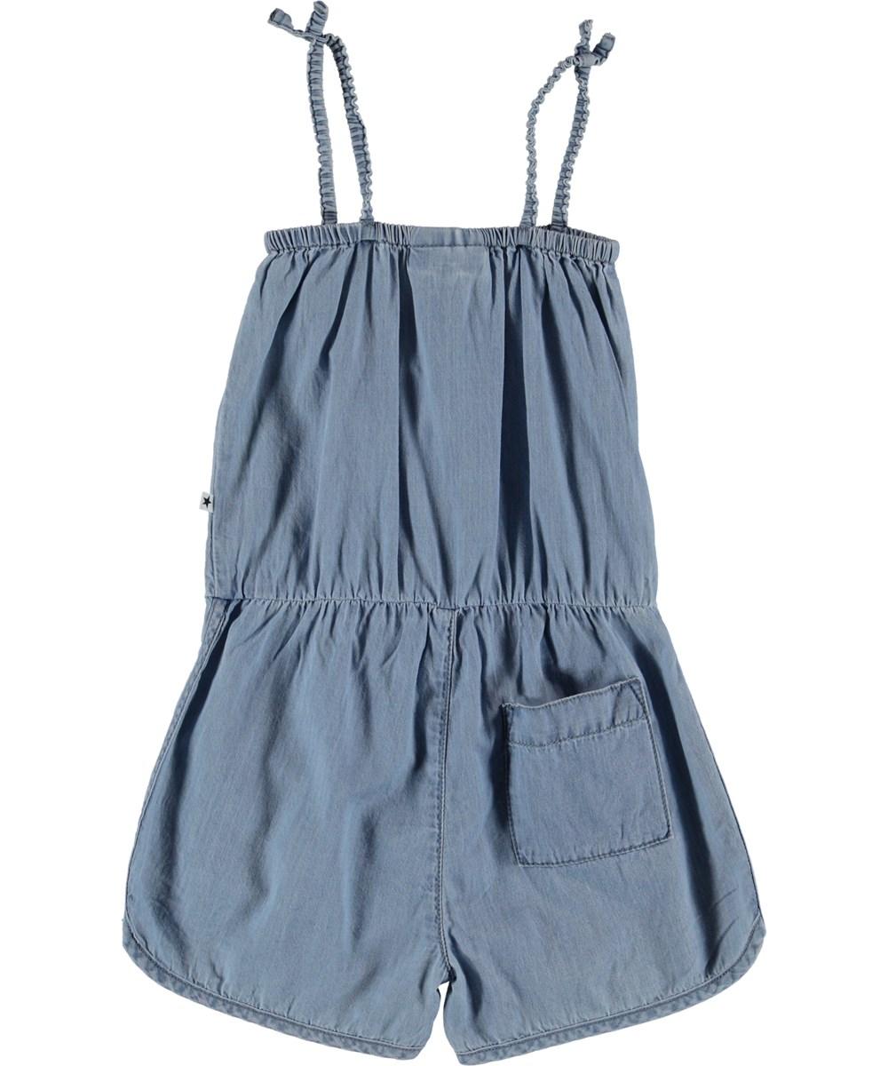 Amberly - Summer Wash Indigo - Playsuit