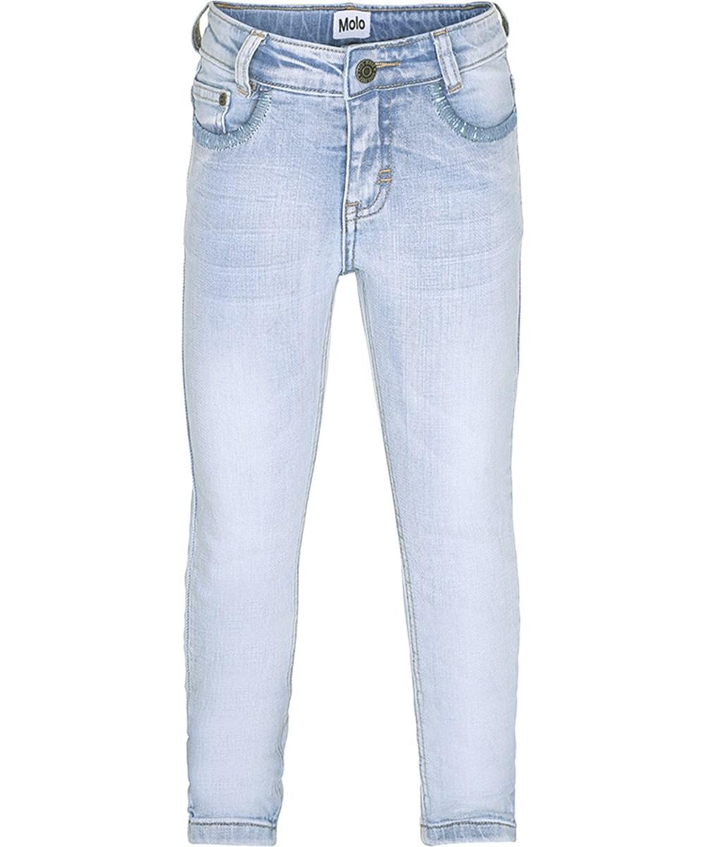 76988f64b6 Anastasia - Heavy Blast - Blue denim jeans in a washed look - Molo