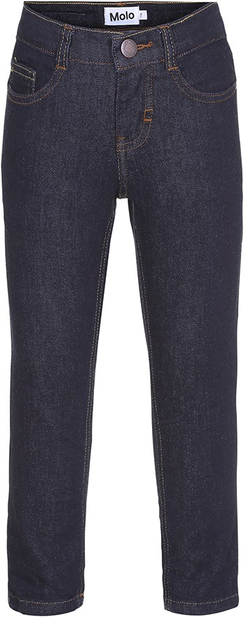 Anastasia - Raw Indigo - Dark blue denim jeans