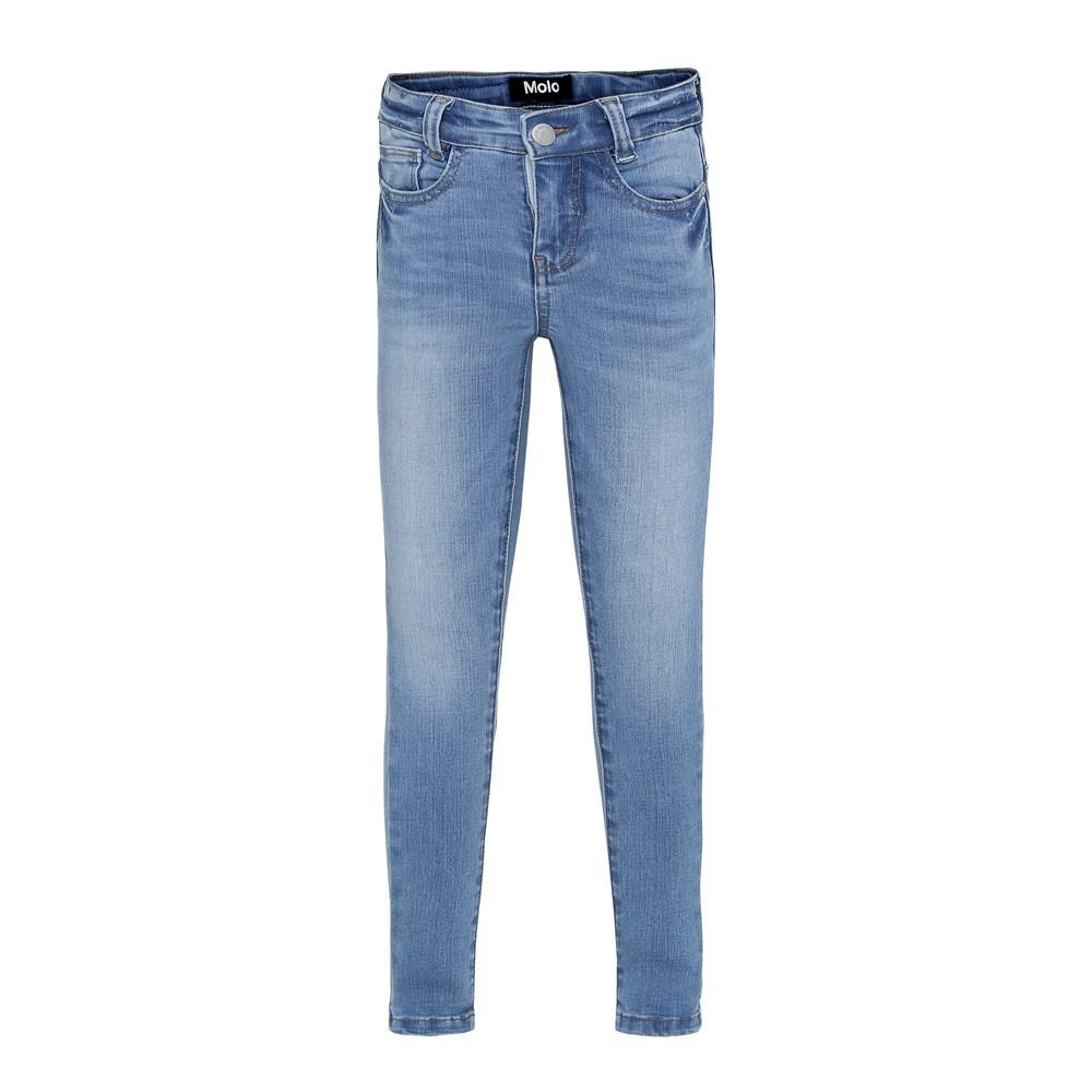 Angelica - Light Blue Stretch Denim - Jeans