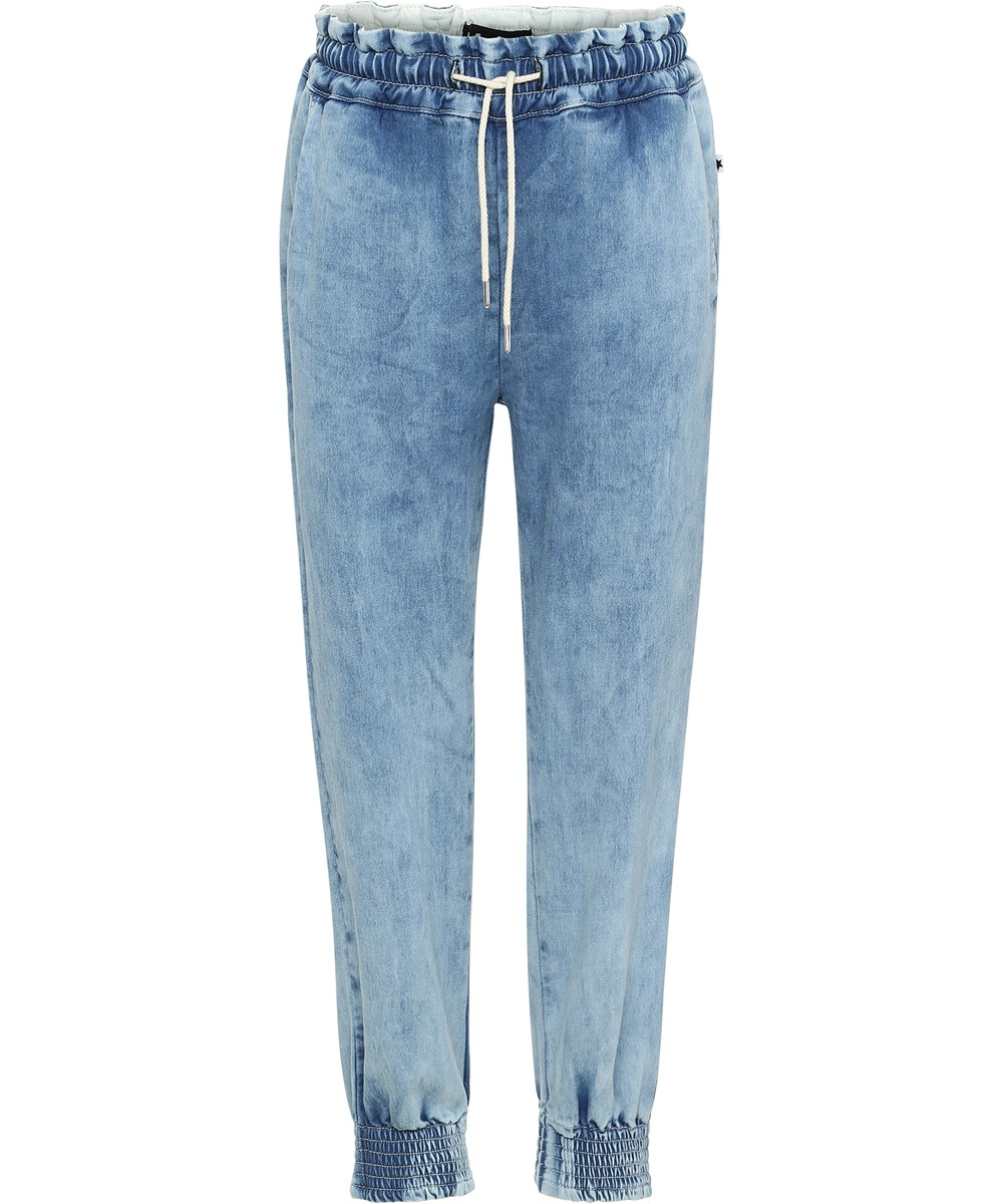 Ani - Contrast Bleach - Trousers