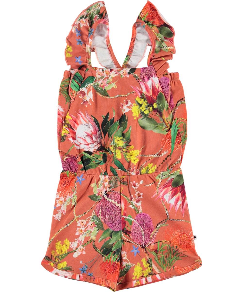 Anita - Australian Flowers - Jumpsuit with flower print