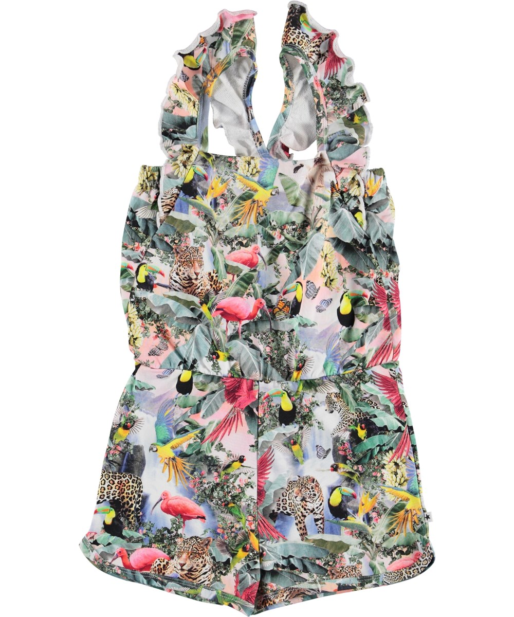 Anita - Wild Amazon - Jumpsuit with wild animals