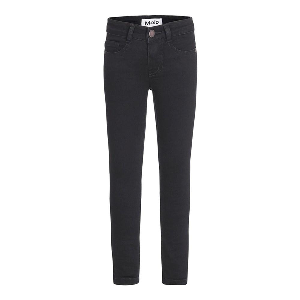 Augustine - Black Denim - Black slim fit jeans