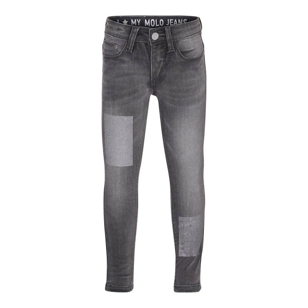 Augustine - Grey Denim - grey skinny jeans