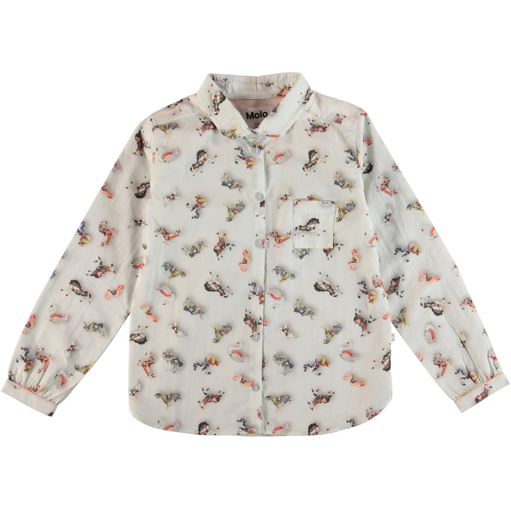 Reca - Mini Carousel - Shirt