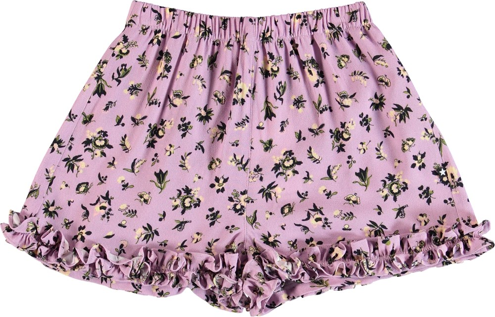Abagail - Flower Bouquet - Shorts