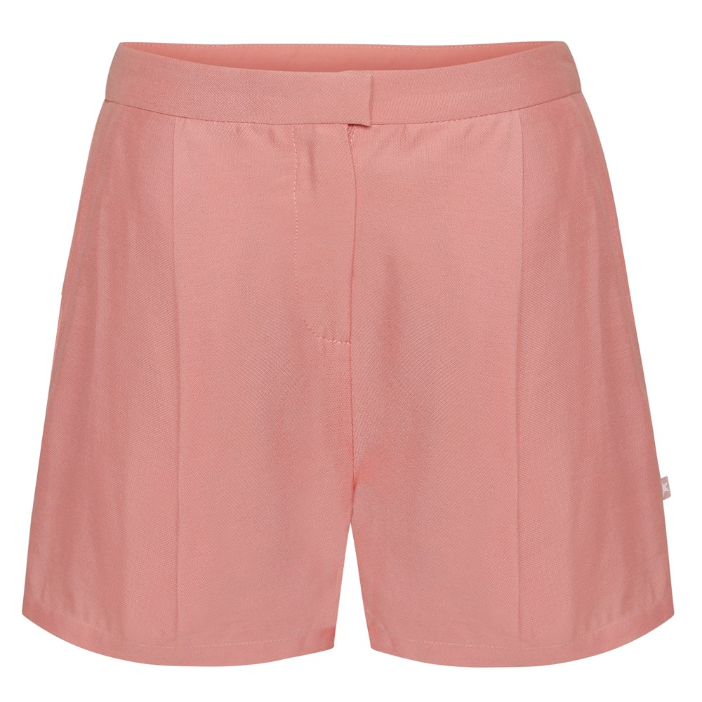 Addis - Rare Orchid - Rose wide shorts.