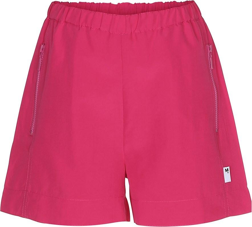 Alaine - Dragon Fruit - Sporty pink shorts