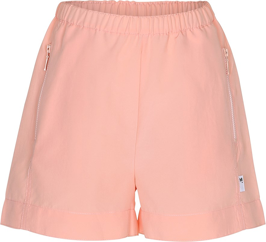 Alaine - Pink Sand - Sporty pink shorts