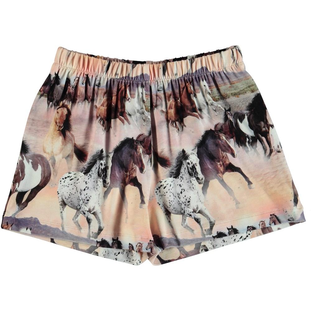 Alaine - Wild Horses - Shorts
