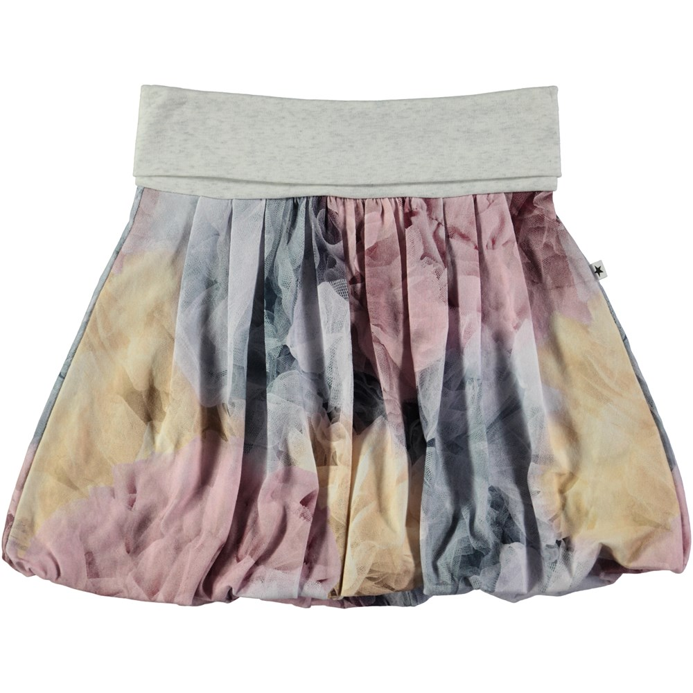 Baji - Bella Bella - balloon skirt with tulle print