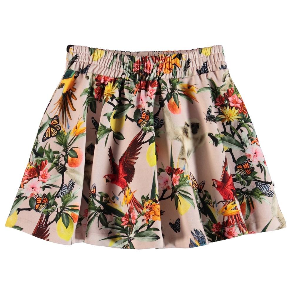 Barbera - Birds And Monkeys - Skirt
