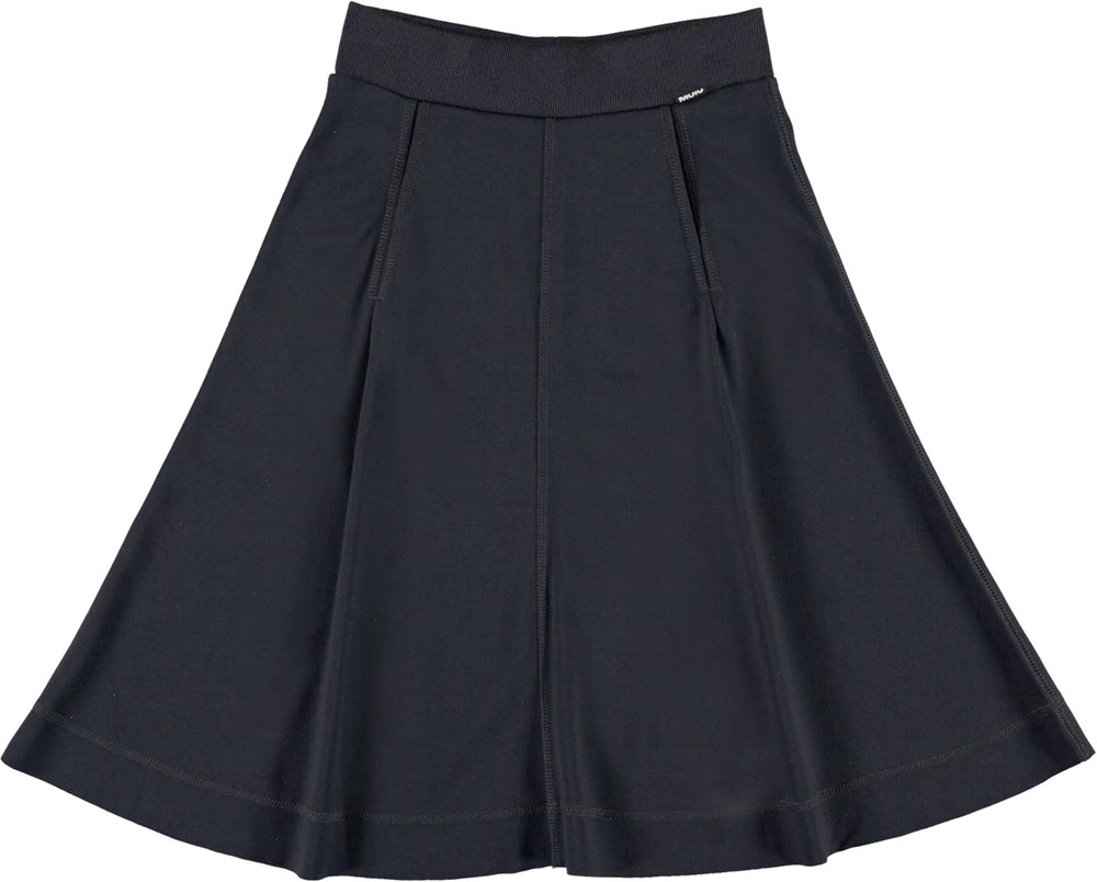 Bea - Dark Navy - Dark blue skirt