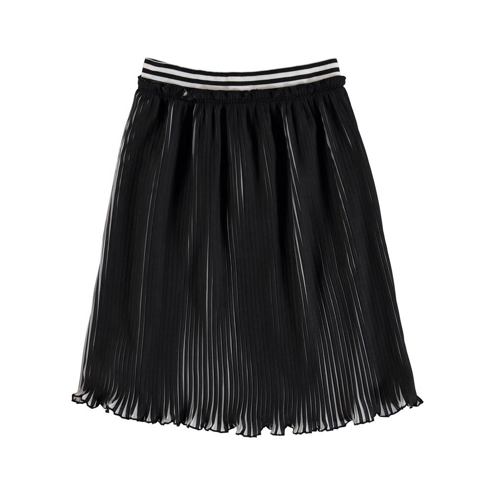 Beatrix - Black-White - Skirt