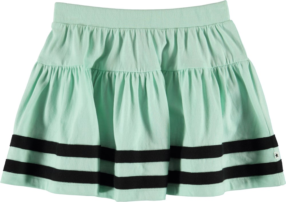 Bini - Mint Scoop - Skirt