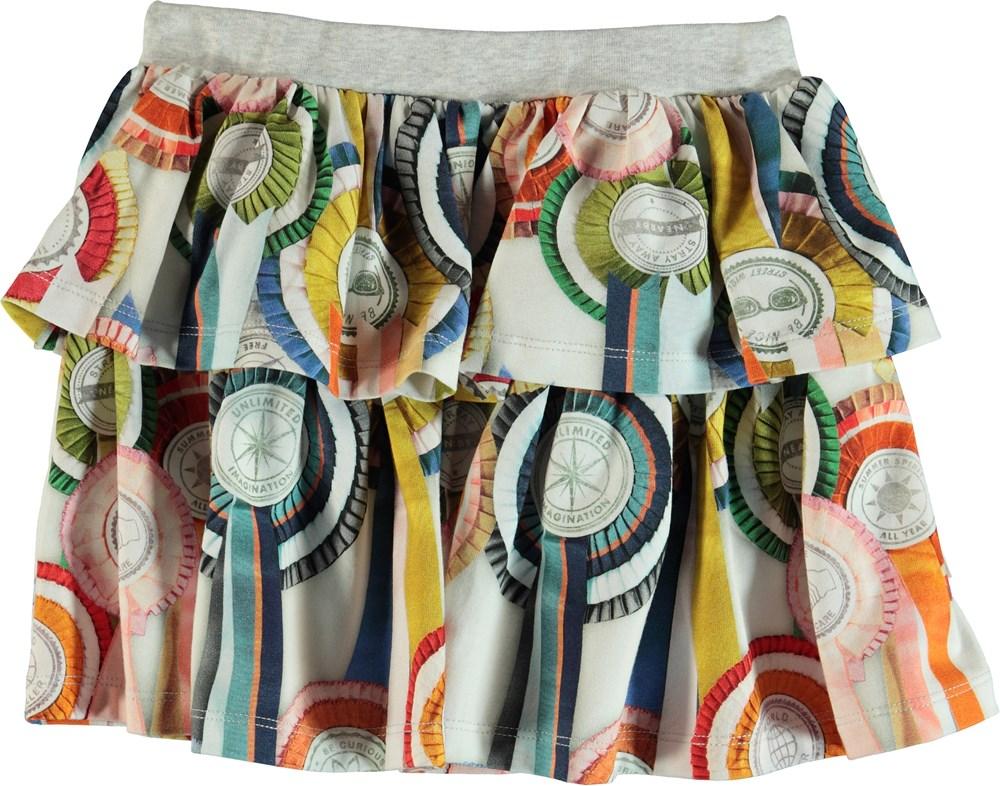 Bini - Rosettes - Skirt