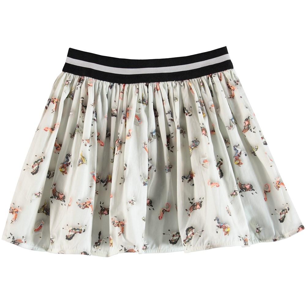 Brenda - Mini Carousel - Skirt