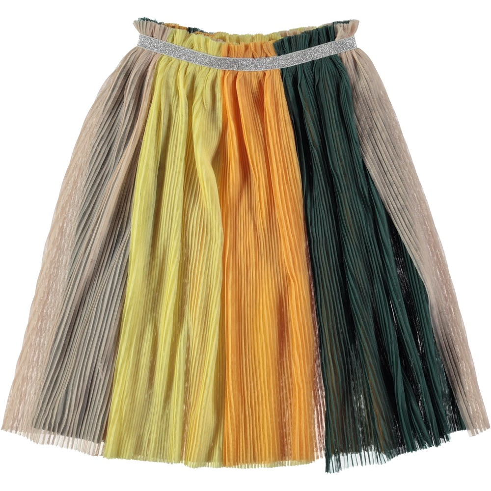 Brook - Tull Rainbow - Colourful tulle skirt