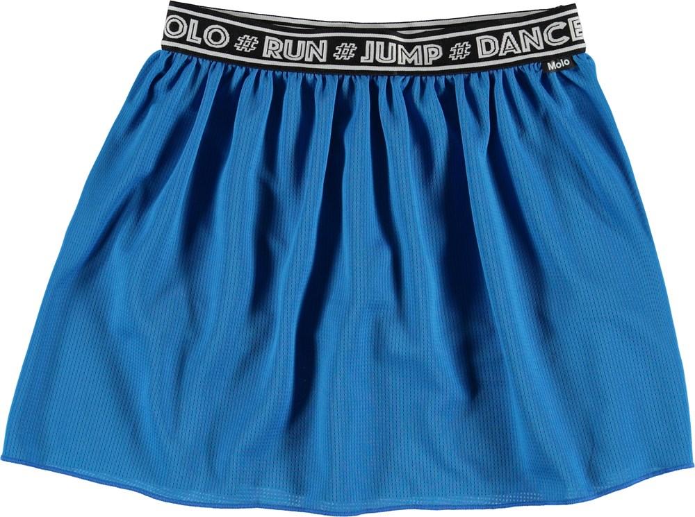 Ola - Aquarius - Blue skirt with shorts