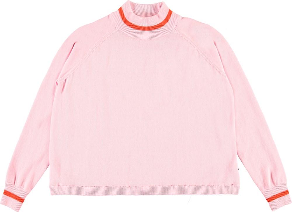 Germaine - Kawaii - Pink knit top
