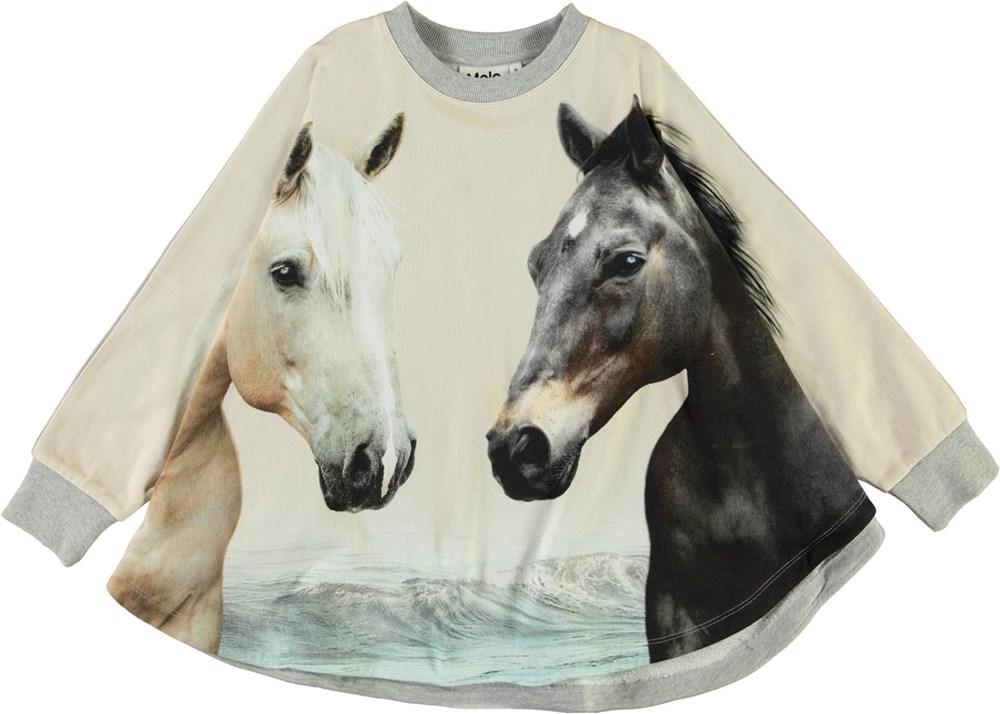 Marcella - Horse Friends - Organic horse poncho